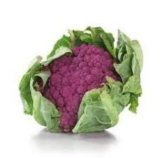 Karfiol fialový 1x1 ks - Karfiol, Kapustovitá zelenina, Zelenina ...