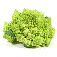 Karfiol romanesco