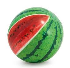 Nafukovacia lopta melón Intex 58075 - Hračky do vody   RajHraciek.sk